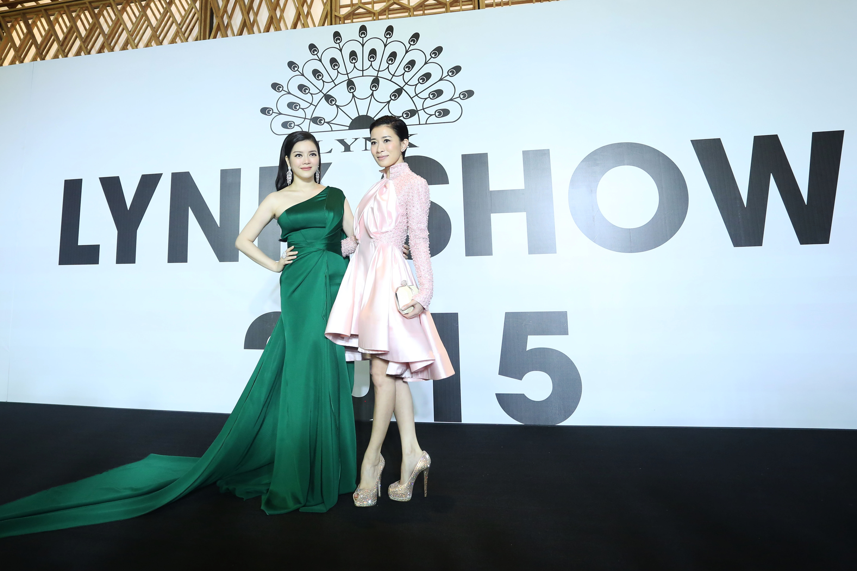 Những khoảnh khắc khó quên tại Lynk Fashion Show 2015