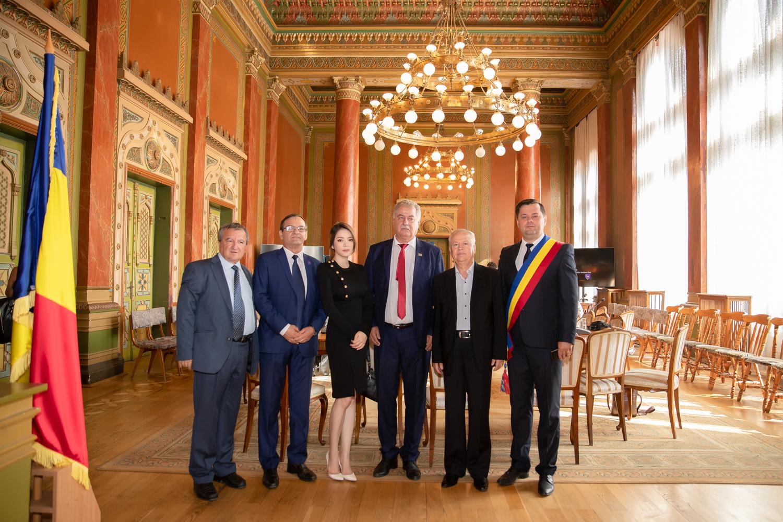 Lãnh sự danh dự Lý Nhã Kỳ kết nối kinh tế, du lịch Việt Nam - Romania